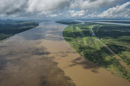 Ein Stopp auf der 15 Tage Rundreise: Amazonas