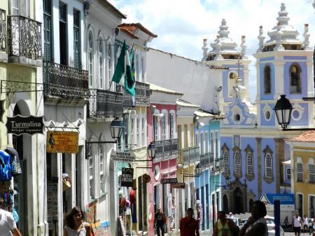 Salvador, Perle Bahias: 15 Tage Rundreise
