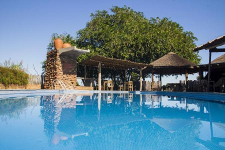 Pool der Pousada Aguapé