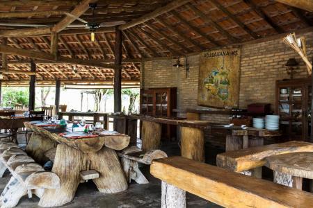 Restaurant Pousada Aguapé