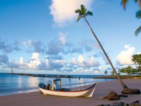 Strand von Itacaré