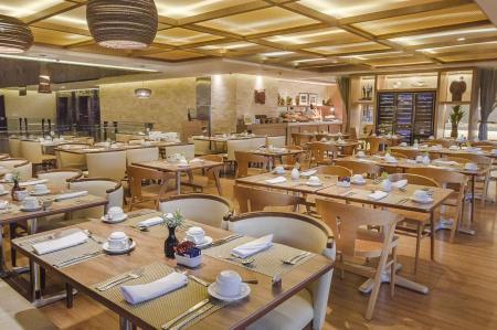 Restaurant Deluxe Hotel Gran Marquise