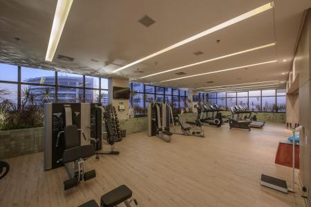 Fitnessraum Deluxe Hotel Gran Marquise