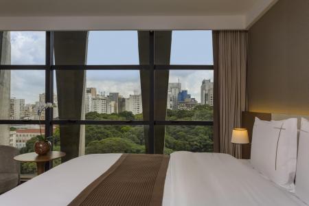 Executive Suite Garden View Deluxe Hotel Tivoli Mofarrej Sao Paulo