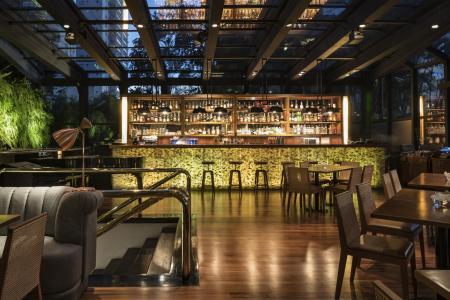 Bar Deluxe Hotel Tivoli Mofarrej Sao Paulo