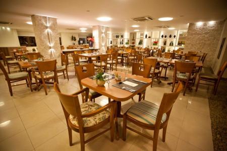 Restaurant des Celi Hotel Aracaju