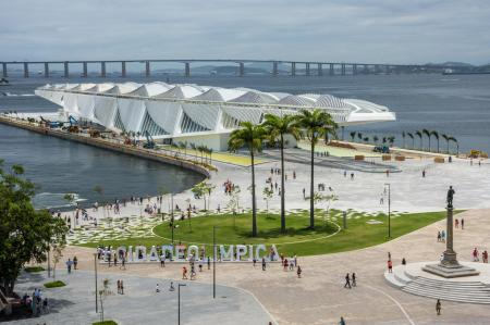 Museu do Amanha in Rio