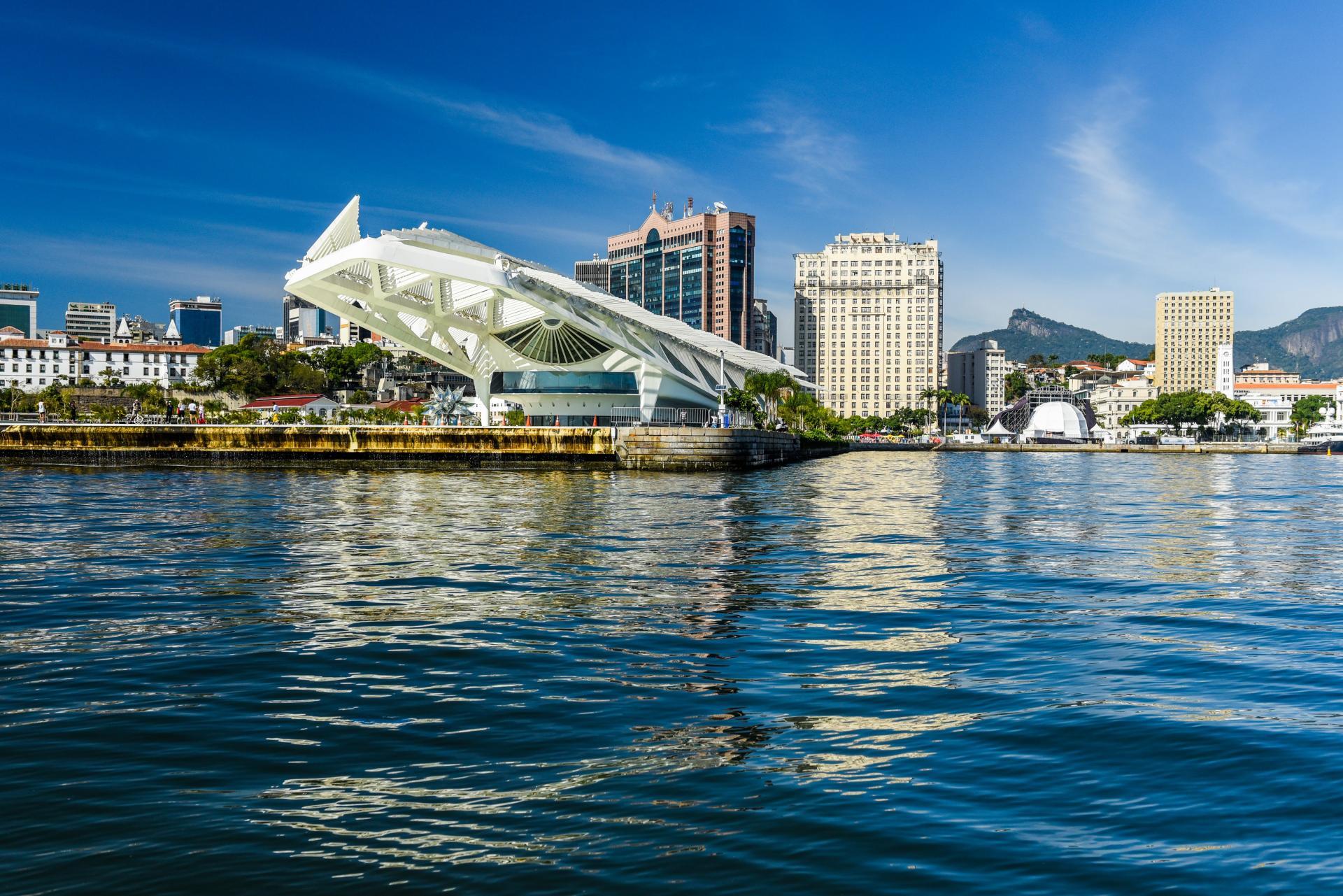 Neuer Hafen Rio de Janeiro