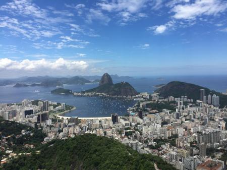 Blick auf Rios Wahrzeichen