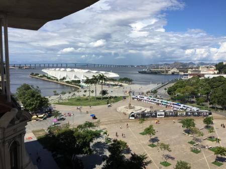 Museum der Zukunft Rio