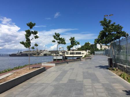 Kai am Neuen Hafen Rio
