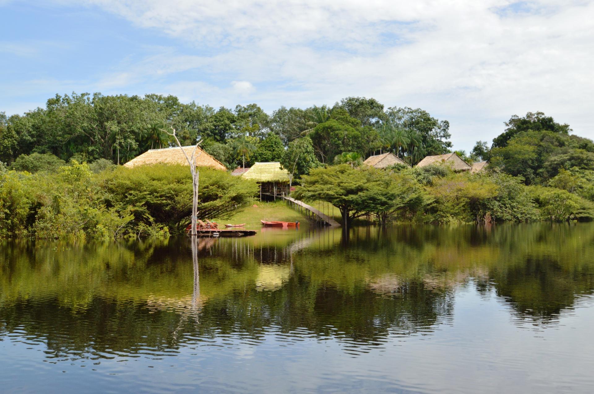 Tariri Lodge am Rio Negro