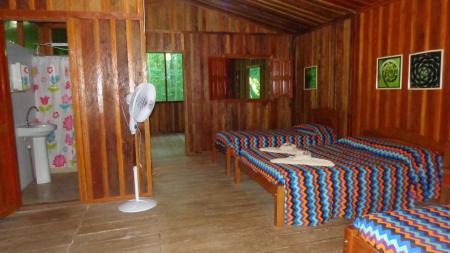Zimmerbeispiel Tariri Lodge
