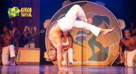 Capoeira bei der Ginga Tropical Show
