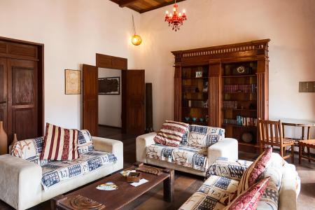 Sitzecke Pousada Casa Lavinia