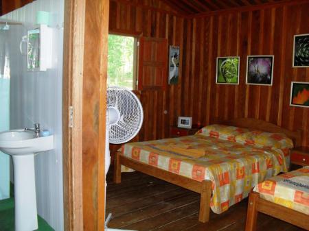 Gästezimmer Tariri Amazon Lodge