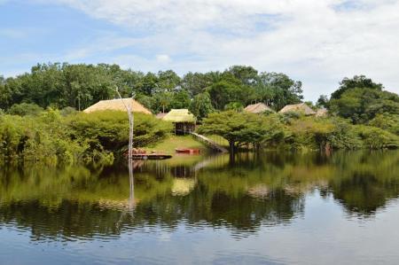 Tariri Amazon Lodge ist Natur pur
