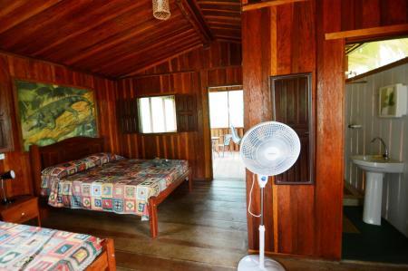 Bungalow Tariri Lodge