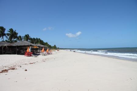 Strand von Pratigi