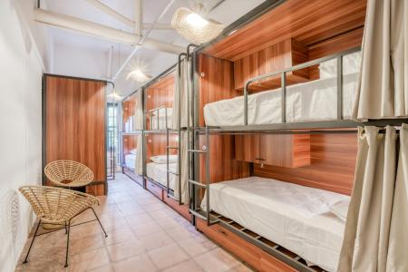 Dorm Schlafraum Standard Hotel Selina Floripa