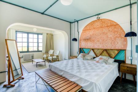 Seaview Suite Standard Hotel Selina Floripa
