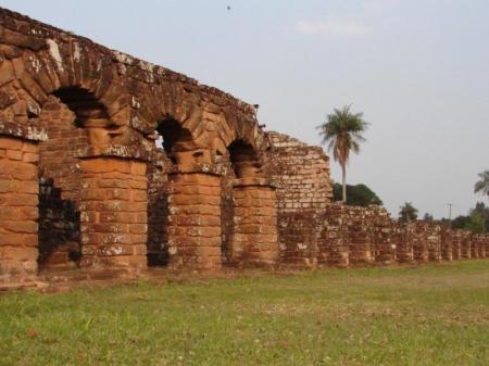 Ruinen der jesuitischen Mission