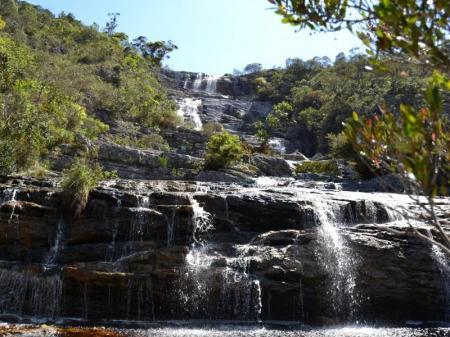 Die wunderschöne Serra do Caraca
