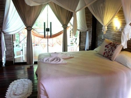 Charmantes Zimmer der Villa Arruma