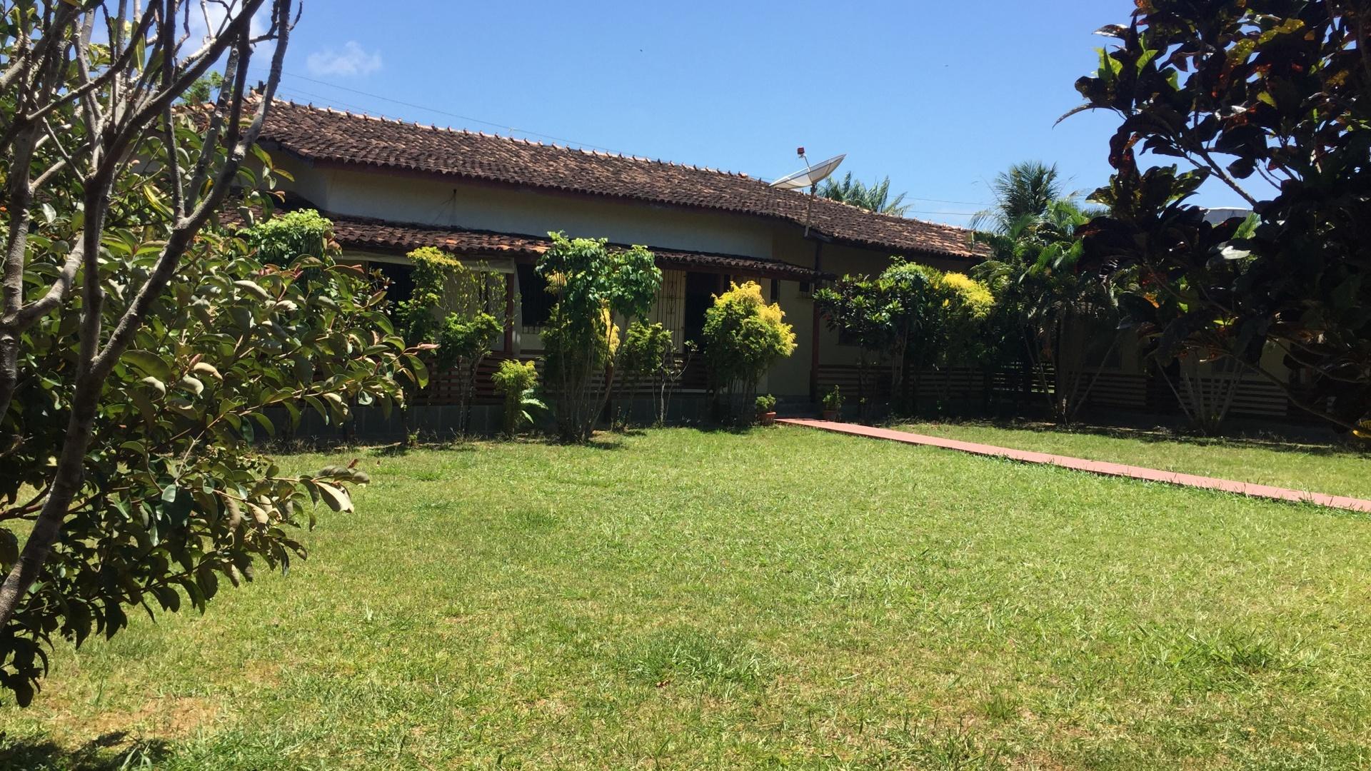 Außenansicht Pousada do Frances Ilha do Marajo