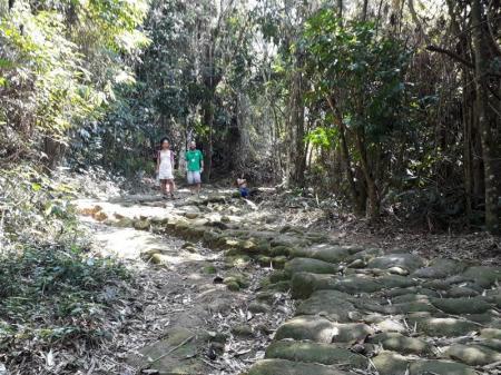 Trekking Estrada Real Paraty