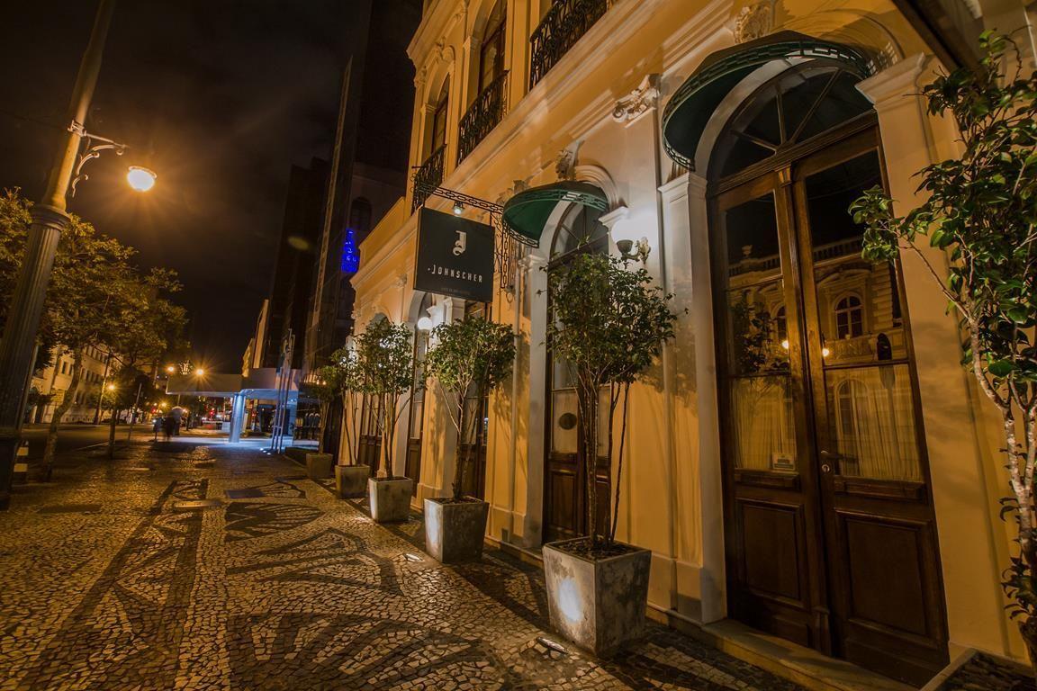 Aussenansicht des Hotel San Juan Johnscher in Curitiba