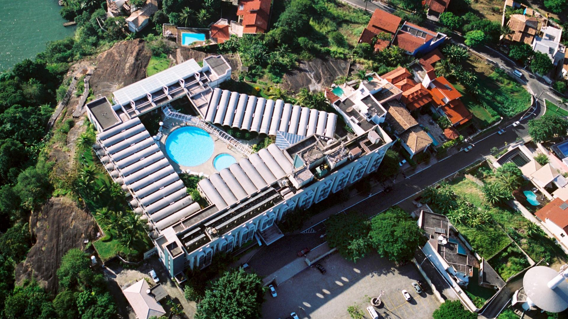 Außenansicht Hotel Senac Ilha do Boi