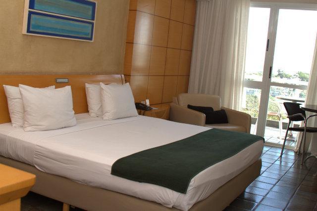 Deluxe Zimmer des Hotel Senac Ilha do Boi