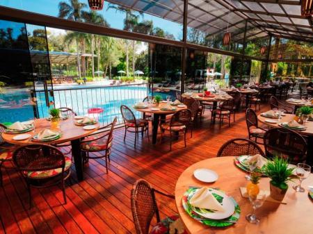 Deck Vivaz Cataratas Hotel Resort