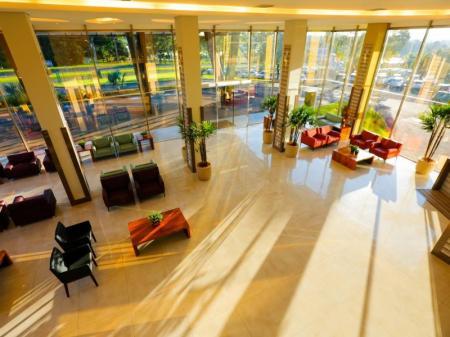 Lobby Vivaz Cataratas Hotel Resort