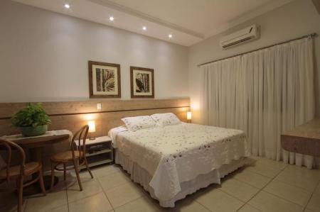 Doppelzimmer in der Pousada Surucua