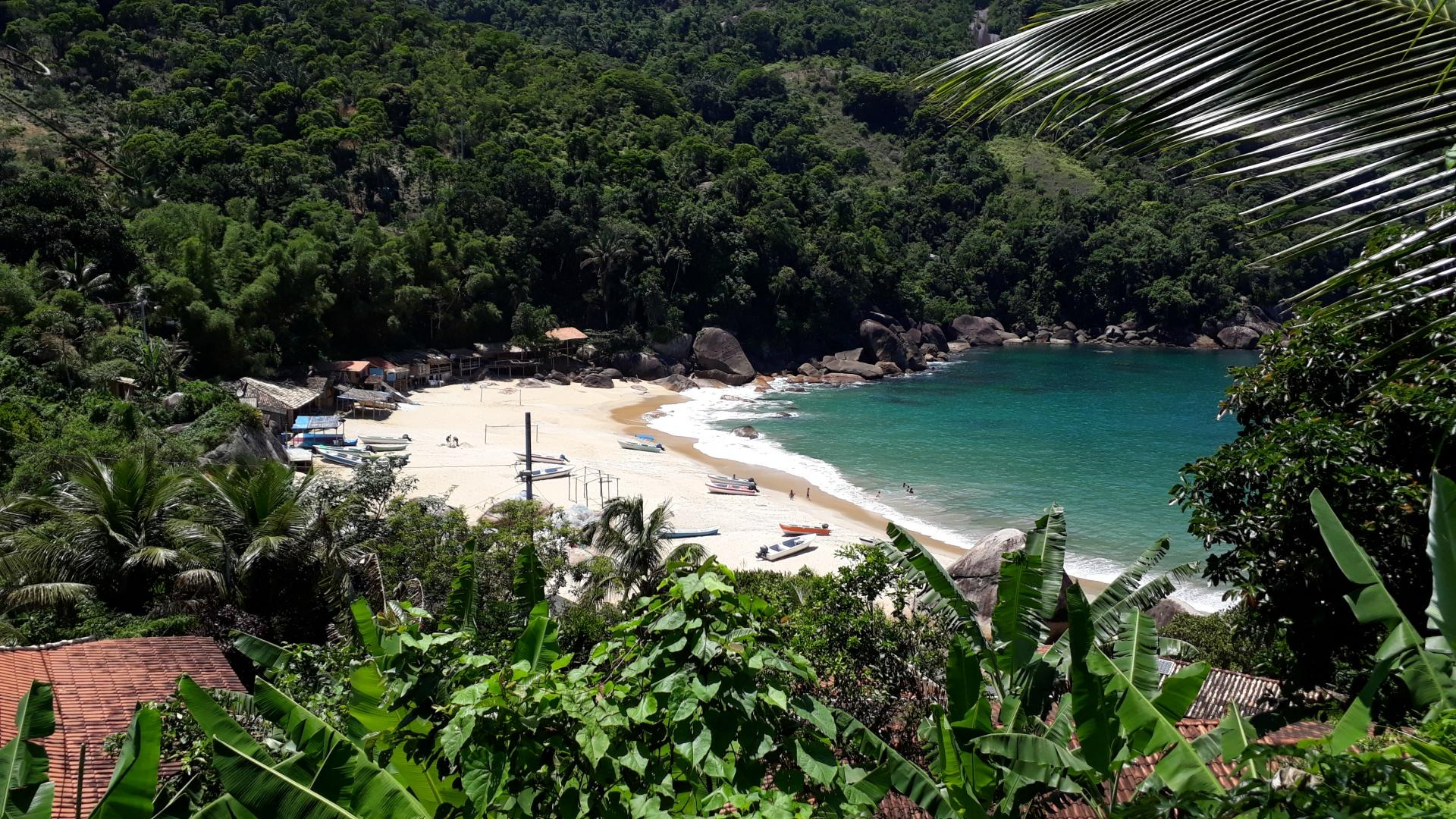 2 Tage Trekking Tour zum Wasserfall Saco Bravo bei Paraty